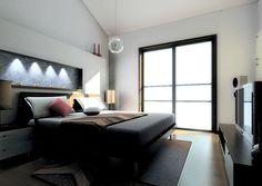 bedroom niches
