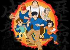 Jackie Chan - adventures