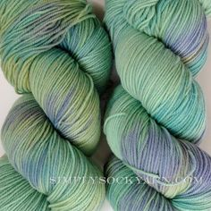 Simply Socks Yarn Company - DIC Smooshy 430 Go Go Grassy, $23.00 (http://www.simplysockyarn.com/dic-smooshy-430-go-go-grassy/)