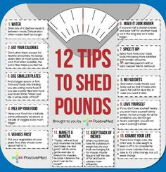 "12 tips to shed pounds -""If you don't love yourself heavy, you won't love yourself skinny"""