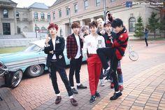 BTS 2nd Anniversary Photo Album 'Sophomore' - hahaha Jungkook XD