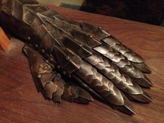 project 1-witch king of angmar gauntlets - Google Search