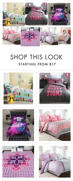 """""""Bed for Girls"""" by sharonb331 on Polyvore featuring interior, interiors, interior design, home, home decor, interior decorating and OPTIONS"""