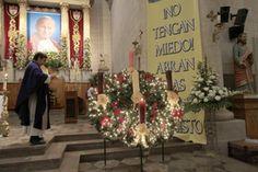 Encienden en Catedral la corona de adviento [Iglesia] - 28/11/2011 | Periódico Zócalo