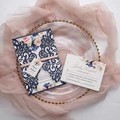 Weddings Discover Outfit Ideas Casual Outfit Ideas outfit ideas casual outfit ideas outfit ideas for women outfit ideas summer outfit ideas for school outfit ideas black girl outfit ideas for women over 40 outfit ideas casual outfit ideas edgy Navy Blue Wedding Theme, Navy Blush Weddings, Blue And Blush Wedding, Wedding Colors, Lace Weddings, Wedding Decor, Wedding Reception, Spring Wedding Invitations, Laser Cut Wedding Invitations