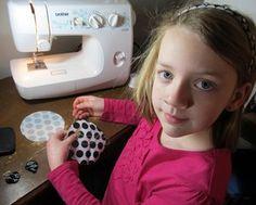 Riley Blake Designs -- Cutting Corners: Animal Pin Cushion