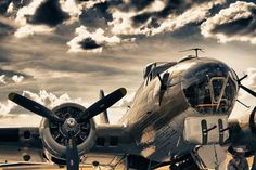 One of my own images, from a recent visit with some fine vintage aircraft.
