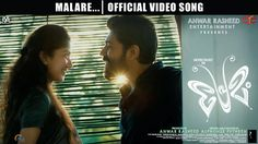 Malare song from Premam
