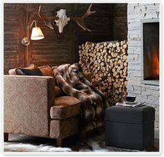 Camillas inspiration: Jul inspiration. Armchair, Inspiration, Furniture, Home Decor, Beds, Sofa Chair, Biblical Inspiration, Decoration Home, Room Decor