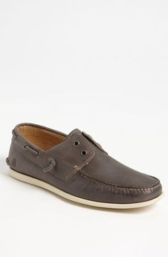 John Varvatos Star USA 'Schooner' Boat Shoe available at #Nordstrom