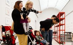 baby-friendly chicago art museums
