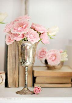 Roses get the antique treatment