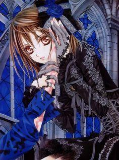 Cross Yuki (Vampire Knight)