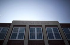 New luxury apartments being built into old Kempsville High School building in Virginia Beach www.sta.cr/2tZv5