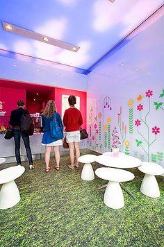 Frozen Yogurt Shop Interior and Branding Design   Mindful Design Consulting - yogurt-store-design-2
