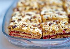 Where in the world are you eating tonight? Hungarian Desserts, Hungarian Cuisine, Hungarian Recipes, Pastry Recipes, Dessert Recipes, Cooking Recipes, Cranberry Jam, Croatian Recipes, Brownie Bar