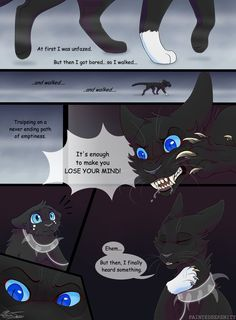 Warriors- Eyes of a Raven- Page 173 Next:to be uploaded Previous: thanks for the birthday gifts everyone ;w; sorry for little to no updates, i just started uni. I'm more active on Twitt...