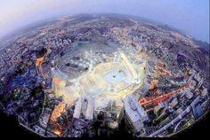 The holy city Mekah