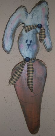 1000 Images About Easter Bunny On Pinterest Wood Crafts