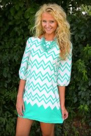 Change Of Pace Tunic-Spearmint