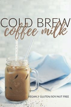 Cold Brew Coffee Mil