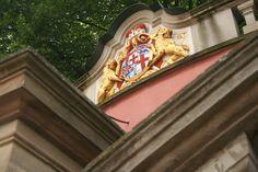 Das Wappen von Meersburg am Bodensee