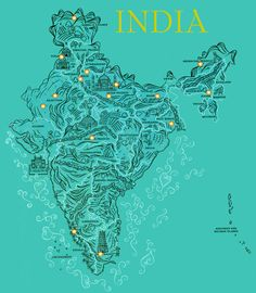 INDIA: People, Place, Culture, History | Art and design inspiration from around the world - CreativeRoots