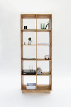Cube Bookcase, Etagere Bookcase, Ladder Bookcase, Bookshelves, Fine Furniture, Modern Furniture, Mash Studios, Cube Unit, Dimples