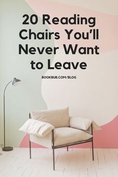 Looking for comfortable reading chair ideas for updating your book nook? Start here! #reading #chairs #readingchairs Reading Nook Kids, Reading Chairs, Library Inspiration, Nook Ideas, Book Nooks, Great Books, Bookshelves, Book Lovers, Decorating Ideas