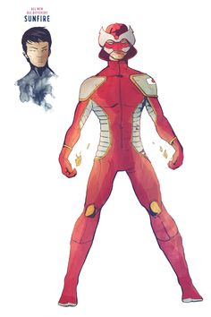 """Note: Artist Stefan Tosheff makes a great debut today with his tribute to the """"All-New, All-Different"""" era of the X-Men by taking Dave Cockrum's ideas and giving them a new spin. These costumes, largely created by picking and choosing from each character's"""
