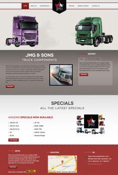 JMG Truck Components