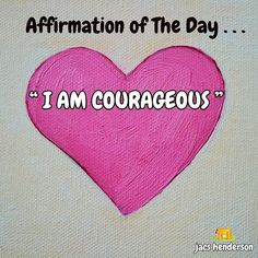 """Do repeat in the comments to join in  """"I AM COURAGEOUS""""...      Jacs       Click my Bio Link to join my Social Facebook Group    @jacshenderson  #socialnetworkmarketing"""