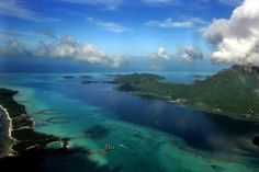 Bora Bora, Fench Polynesia   Added confirmation that this is a must do!