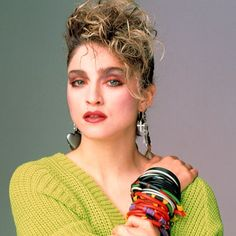 Madonna - How her looks have changed over the years.