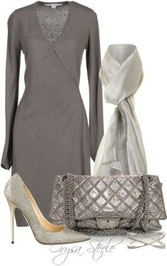"""""""Wedding Anniversary"""" by orysa ❤ liked on Polyvore"""