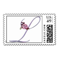 =>>Save on          	Pink Roses Monogram L Postage           	Pink Roses Monogram L Postage lowest price for you. In addition you can compare price with another store and read helpful reviews. BuyHow to          	Pink Roses Monogram L Postage please follow the link to see fully reviews...Cleck Hot Deals >>> http://www.zazzle.com/pink_roses_monogram_l_postage-172289046582728010?rf=238627982471231924&zbar=1&tc=terrest