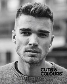 Stoer | Kort Mannen Haar | CUTS & COLOURS