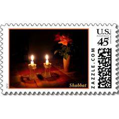 Shabbat Candles Postage   CustomizedShabbat Shalom   Jewish Topics    Pinterest   Shabbat shalom. Shabbat Candle Lighting Miami. Home Design Ideas