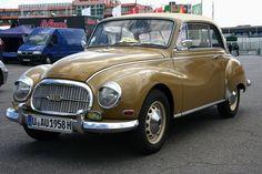 Auto Union 1000 (Baujahr 1958)