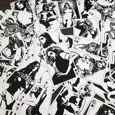 白黒/ブラック/トランプ/ヒステリックグラマーのインテリア実例 - 2014-01-07 01:54:08 Japanese Outfits, Dope Art, Jelly Beans, Heavy Metal, Tarot, Pin Up, Cool Stuff, Comics, Drawings