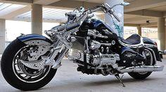 """Pulsar Project """"Mastiga"""" A fortal aluminum cobra, look so cooool!!!"""