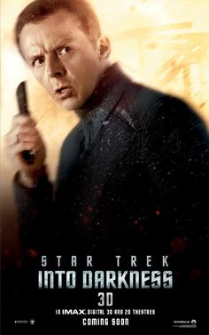 Alice Eve Star Trek Poster