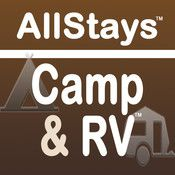 A popular camping app that lets you find and filter both places and services with or without internet.
