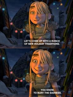 How I imagine the HTTYD fandom will be this year