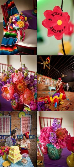 I just couldn't resist featuring this fun Cinco de Mayo inspired photo shoot by Greg Blomberg Photography and Bows and Arrows today. All of the fabulous color popping off the page is just making my Cinco de Mayo loving heart happy, and it wouldn't be right to keep that all to myself.  Complete with mariachi […]