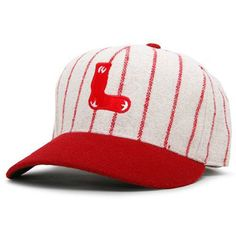 This is the Boston Red Sox 1931 home fitted hat, made by American Needle. Cap features embroidered front design, six panel design with cloth headband, lower crown, curved visor, wool blend material, a