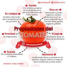 Beneficios del #tomate