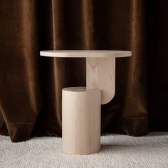 Shop for ferm LIVING Insert Side Table from Modern Karibou. Choose other household items from the largest online collection of ferm LIVING products in Canada. Design Furniture, Plywood Furniture, Table Furniture, Modern Furniture, Home Furniture, Danish Furniture, Business Furniture, Living Furniture, Furniture Online