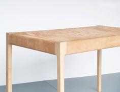 Surface Tension Writing Desk - 2009 - Lukas Peet Design