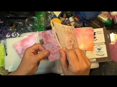 ▶ Tim Holtz Texture Fades - YouTube